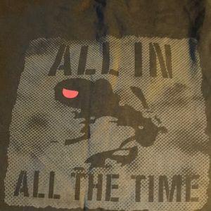 Under Armour Tops - Under Armour Black V-Neck T-Shirt